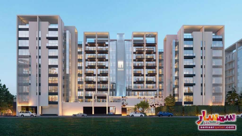 Ad Photo: Apartment 1 bedroom 2 baths 81 sqm extra super lux in Valley Of Lusail  Al Daayen